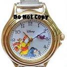 Disney Winnie Tigger Eeyore Piglet Italian Charm Watch