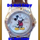 BRAND NEW Disney Mickey Mouse Watch Retired HTF