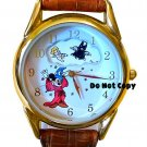 Disney Mickey Mouse Fantasia Sorcerer Rotating Watch