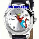 BRAND NEW Disney Unisex Goofy Backwards Watch Rare HTF