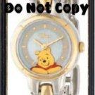 BRAND NEW Disney Winnie The Pooh 2-Tone Watch HTF