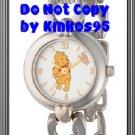 BRAND NEW Disney Winnie The Pooh w/Heart Links Watch