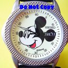 Mens Disney Mickey Mouse SEIKO Date Day Lumibrite Watch