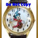 BRAND NEW Disney Mickey Mouse Sorcerer Fantasia Watch