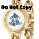 BRAND NEW Disney Eeyore Gold Watch HTF Retired