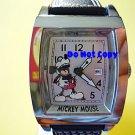 NEW Mens Disney/Seiko Mickey Mouse 1928 Date Watch HTF