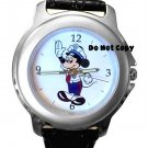 NEW Mens Disney Mickey Mouse Security Guard Watch HTF
