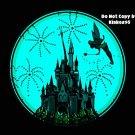 NEW Disney Tinkerbell 25th Fireworks Lights-Up Watch