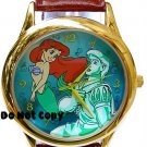 Disney Fossil Little Mermaid Under The Sea Music Watch