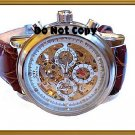 NEW Men's CTI 21 Jewels AUTO Multifunctional 18K Watch