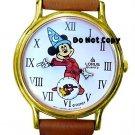 NEW Ladies Disney Lorus Mickey Mouse Sorcerer Watch HTF