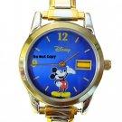 Disney Mickey Mouse International Italian Charm Watch