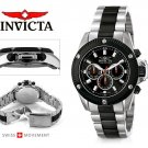 NEW Men Invicta II 5715 Swiss Sport Multifunction Watch