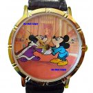 NEW Disney Fossil Mickey Mouse Prince Limited EDT Watch