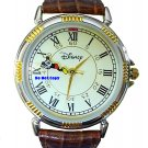 NEW Unisex Disney Mickey Mouse Rotating Watch Retired