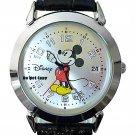 BRAND NEW Unisex Disney Mickey Mouse Date Watch HTF
