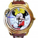 NEW Disney Lorus Minnie Mouse Talking Laughing Watch