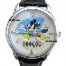 NEW Mens Disney Mickey Mouse Bowling Pin Animated Watch