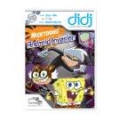 NIP Didj Nicktoons Android Invasion Leapfrog Game