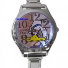 NEW Disney Donald Duck Italian Charm Watch