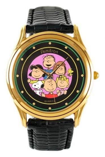 Armitron Snoopy Charlie Lucy Linus Patty Sally Watch