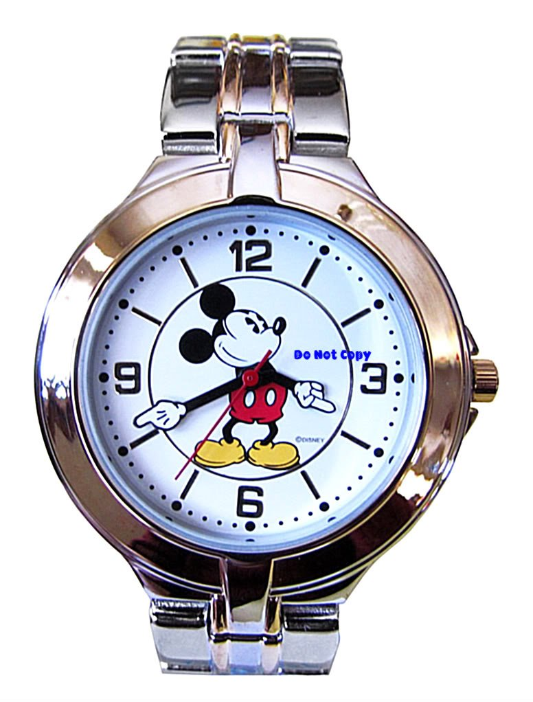 BRAND NEW Disney Men's Mickey Mouse Watch HTF