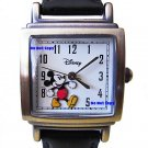 BRAND NEW Disney/Seiko Mickey Mouse Square Watch HTF
