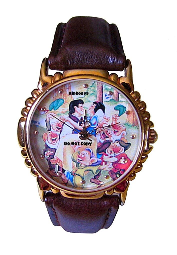 NEW Disney Snow White Seven Dwarf Limited Edition Watch
