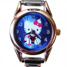 BRAND NEW Hello Kitty Italian Charm Watch