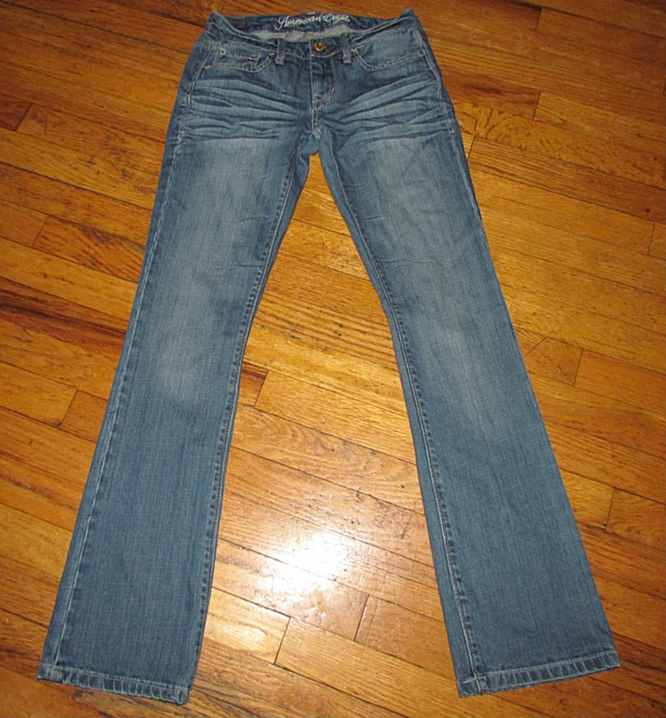 American Eagle True Boot Jeans Size 0 Regular