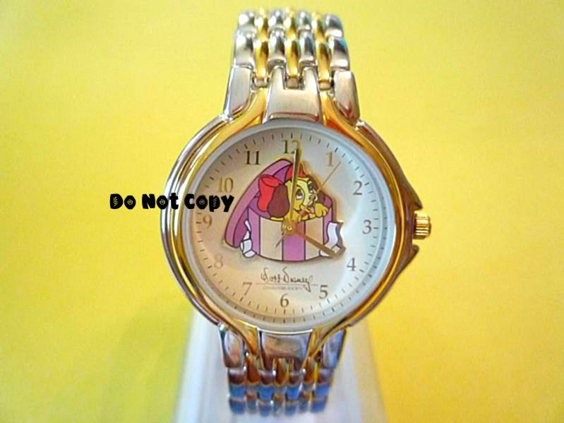 BRAND NEW Disney Lady And The Tramp Limited Edition Watch HTF