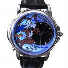 NEW Armitron Road Runner & Wile Coyote e Mel Blanc Watch