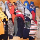 Lot of 23 Children Boys Long Sleeve Shirts Size 5T 4/5 5/6 6/7