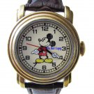 Brand New Vintage Men's Disney Mickey Mouse Watch HTF