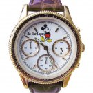 New Men's Disney Mickey Mouse Chronograph Limited Edition Watch HTF