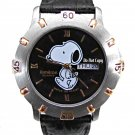 NEW Armitron Men's Snoopy Date/Day Watch HTF