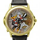 NEW Armitron Bugs Bunny & Daffy Duck Mel Blanc Singing Show Watch HTF