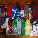 LOT of 21 Boys T shirts Short Sleeve Size 4T, 5T, 6, 4/5, 5/6, XS