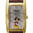 New Disney/Seiko Ladies Mickey Mouse Watch HTF MC0209