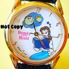 NEW Disney Beauty & The Beast Day Dreaming Watch HTF