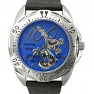NEW Men's Disney Mickey Mouse Years of Magic Diver Watch HTF