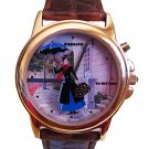 NEW Disney Mary Poppins Musical Melody LIMITED EDITION Watch HTF