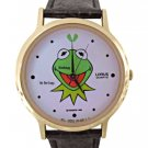 NEW Lorus Kermit The Frog Jim Henson Muppets Watch HTF