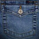 Ladies Angels Blue Jeans Juniors Size 11