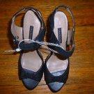 NEW Ladies Calvin Klein Sandals High Heels Shoes Size 8