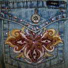 NWOT Ladies Angels Embellished Jeans Juniors Size 11