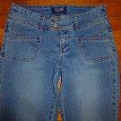 NWOT Ladies Angels Blue Jeans Size 11