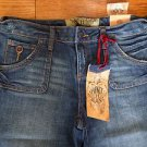 NWT Ladies HINT Capri Jeans Juniors Size 9