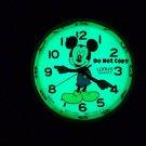 NEW Disney Lorus Mickey Mouse Lights-Up Watch HTF