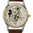 NEW Disney Mickey Mouse Soccer Ball Watch HTF